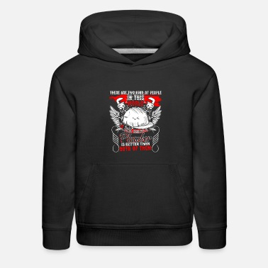 Being A Plumber T Shirt - Kids' Premium Hoodie