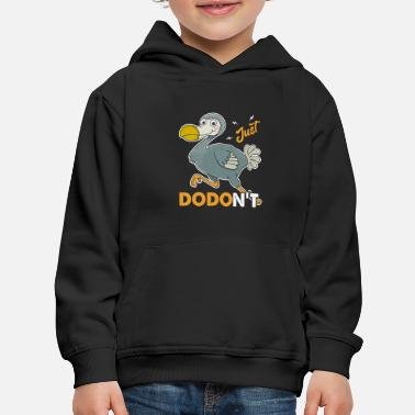 Just Dodo Bird Shirt - Kids' Premium Hoodie