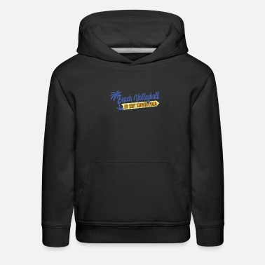 Beach Volleyball Beach volleyball beach-volleyball - Kids' Premium Hoodie