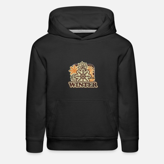 Gift Idea Hoodies & Sweatshirts - Winter - Kids' Premium Hoodie black