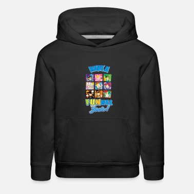 Funnel Vision Have a FUNnel Year_Hoodies - Kids' Premium Hoodie