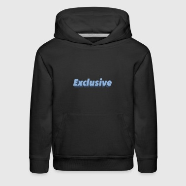 Exclusive Clothing - Kids' Premium Hoodie