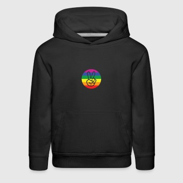 Peace gift for Gays And Lesbians - Kids' Premium Hoodie