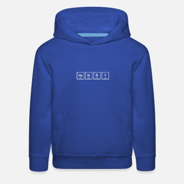 Party Henry - Periodic Table - Kids' Premium Hoodie