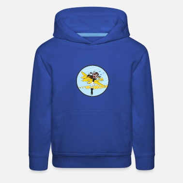 Southern 430th Fighter Squadron - Kids' Premium Hoodie