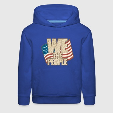 We The People - Kids' Premium Hoodie