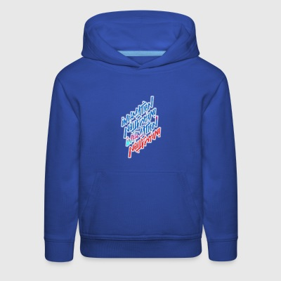 Fever Pitch - Kids' Premium Hoodie