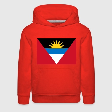 antigua and barbuda - Kids' Premium Hoodie