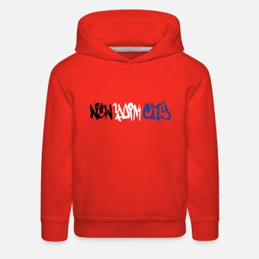 new york city graffiti - Kids' Premium Hoodie
