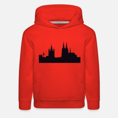 Cathedral Cathedral Illustration - Kids' Premium Hoodie
