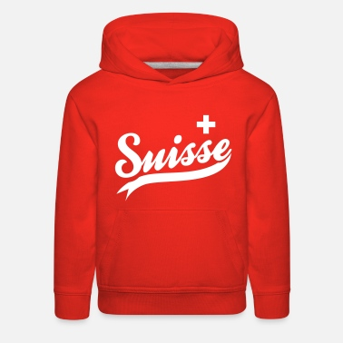 Switzerland suisse 03 switzerland shirt europe tour trip - Kids' Premium Hoodie