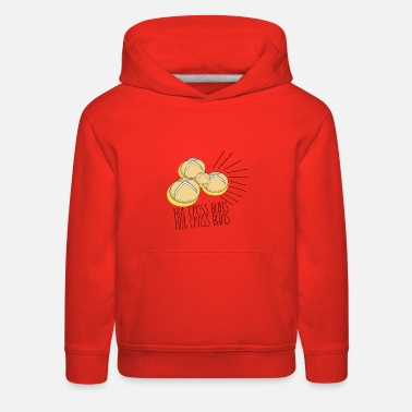 Hot Cross Buns Hot Cross Buns - Hot Cross Buns - Kids' Premium Hoodie