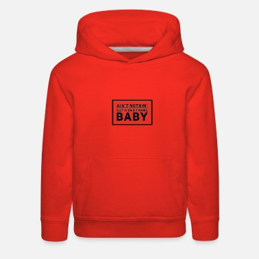 Rap Dad Ain't Nothin But A Dad Thang - Kids' Premium Hoodie