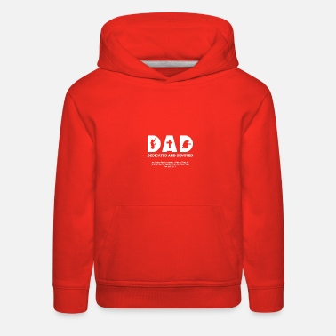 Fathers Christian Dad (Fathers Day) - Kids' Premium Hoodie