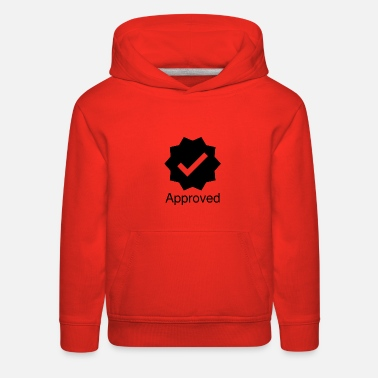 Approved Approved - Kids' Premium Hoodie