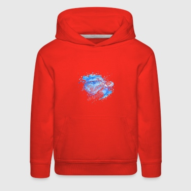 Turtle water gift animal swim sea tank rights - Kids' Premium Hoodie