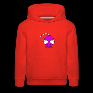 Mouse Funny - Kids' Premium Hoodie