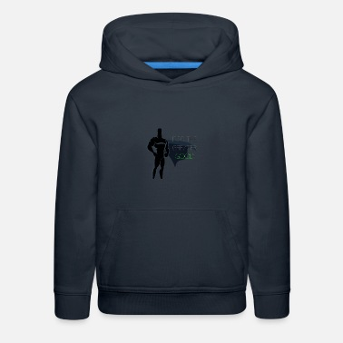 Greater For the Greater Good - Kids' Premium Hoodie