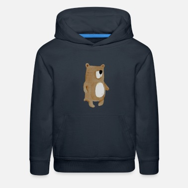 Brown Bear Brown bear - Kids' Premium Hoodie