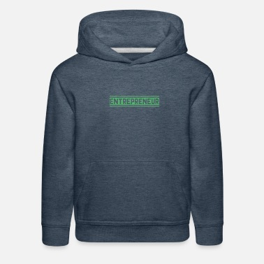 Start Up Entrepreneur - Kids' Premium Hoodie