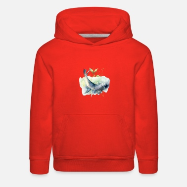 Harbor Seal Marine Harbor Seal - Kids' Premium Hoodie