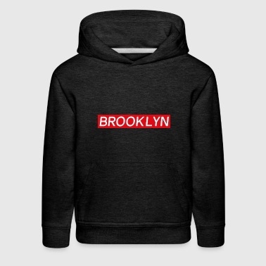 This is Brooklyn Baby - Kids' Premium Hoodie