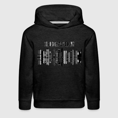 Boston City - Kids' Premium Hoodie