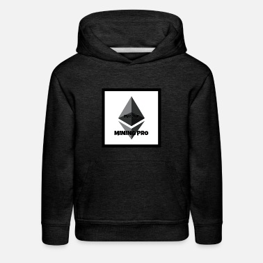 Learn-from-the-pro Future Ethereum Mining Pro - Kids' Premium Hoodie