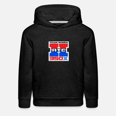ATC 350X Three Wheeler Racing Shirt - Kids' Premium Hoodie