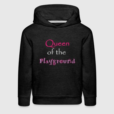 Queen of the Playground - Kids' Premium Hoodie