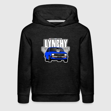 LYNCHY (THE KING) - Kids' Premium Hoodie