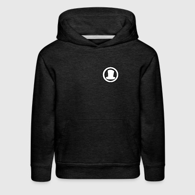 All Interest Pilgrim Party Emblem - Kids' Premium Hoodie
