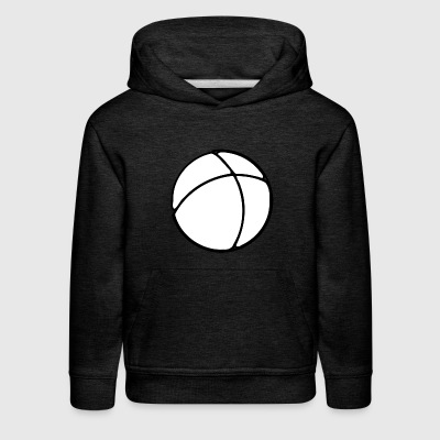 volleyball sports player spieler game waterball3 - Kids' Premium Hoodie