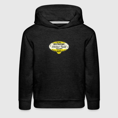 Blinker Fluid Hi-Quality - Car Design - Kids' Premium Hoodie