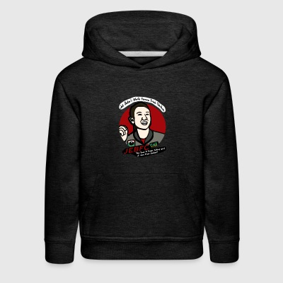 Jeb Baker's World Famous Fried Chicken - Kids' Premium Hoodie