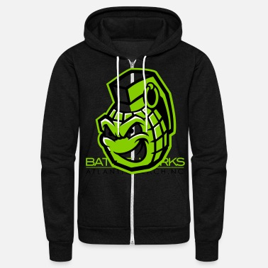 Grenadier Battle Works Grenadier - Unisex Fleece Zip Hoodie