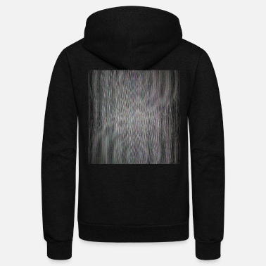 Strip strip - Unisex Fleece Zip Hoodie