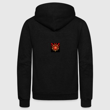 Communism - Unisex Fleece Zip Hoodie