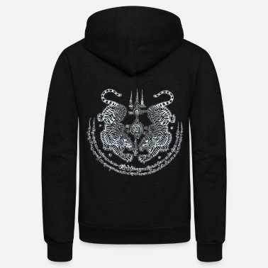 Tatoo Tatoo - Unisex Fleece Zip Hoodie
