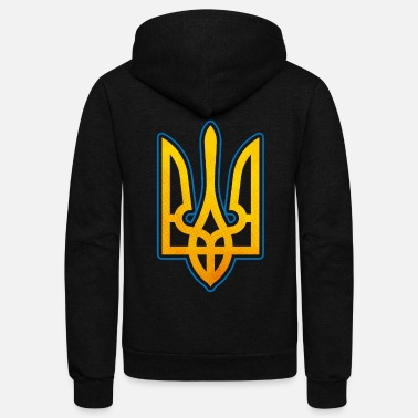 Ukraine Ukraine Orthodox Church Kiew Europe - Unisex Fleece Zip Hoodie