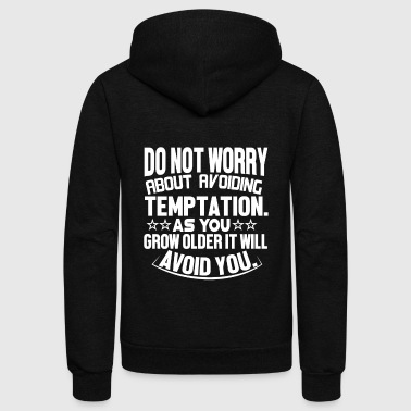 Temptations - Unisex Fleece Zip Hoodie