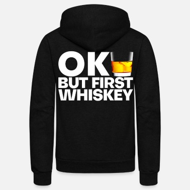 Whiskey Whiskey whiskey - Unisex Fleece Zip Hoodie