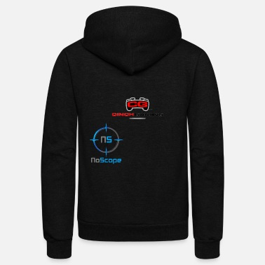 Partnership Noscope partnership - Unisex Fleece Zip Hoodie