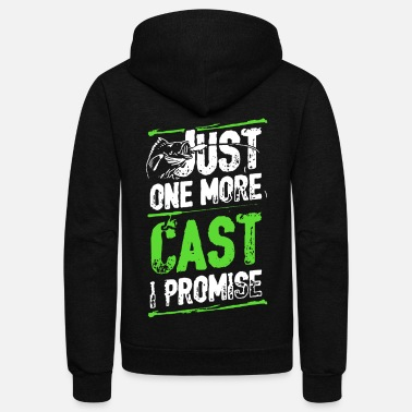137f830a Fishing Just One More Cast I Promise Men's Premium T-Shirt | Spreadshirt