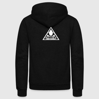 PROTO ANYTHING - Unisex Fleece Zip Hoodie