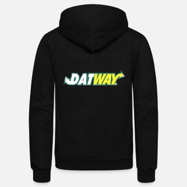 Subway datway - Unisex Fleece Zip Hoodie