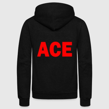 Family ace - Unisex Fleece Zip Hoodie
