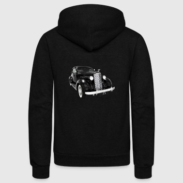 vehicle - Unisex Fleece Zip Hoodie