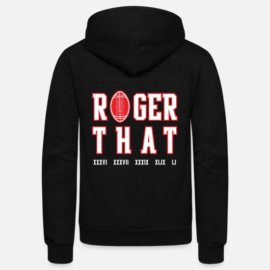 Super Hoodies & Sweatshirts - reger that - Unisex Fleece Zip Hoodie black