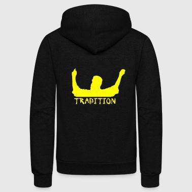 tradition - Unisex Fleece Zip Hoodie